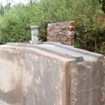 The Water Project: Masola Community A -  Well Construction Progress
