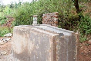 The Water Project:  Well Construction Progress