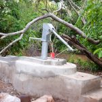 The Water Project: Syatu Community A -  Finished Well