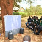 The Water Project: Ngaa Secondary School -  Training