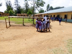 The Water Project:  Students On School Grounds