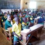 The Water Project: Majengo Primary School -  Students In Class