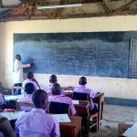 The Water Project: Namanja Secondary School -  Students In Class