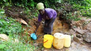 The Water Project:  Rose Mukolwe