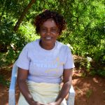The Water Project: Syatu Community A -  Sarah Muthiani
