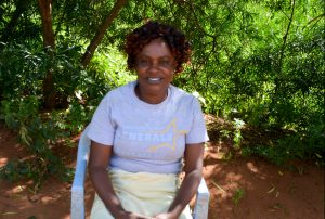 The Water Project:  Sarah Muthiani