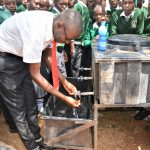 The Water Project: Ngaa Secondary School -  Handwashing Training
