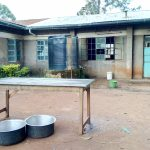 The Water Project: Lwanda Secondary School -  One Of The Plastic Tanks