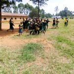The Water Project: Majengo Primary School -  Students Playing