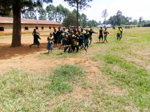 The Water Project:  Students Playing