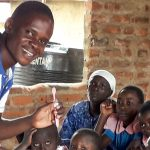 The Water Project: Kapsotik Primary School -  Dental Hygiene Training