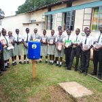 The Water Project: Precious School Kapsambo Secondary -  Training