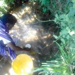 The Water Project: Mwichina Community, Matanyi Spring -  Matanyi Spring