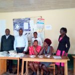 The Water Project: Kaimosi Demonstration Secondary School -  Teachers