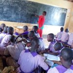 The Water Project: Magaka Primary School -  A Classroom Split In Two