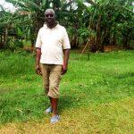 The Water Project: Shihingo Community, Mangweli Spring -  Benard Munase