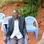 The Water Project: Masola Community A -  Nduva Wambua