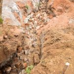 The Water Project: Syatu Community -  Trenching