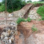 The Water Project: Uthunga Community -  Sand Dam Construction