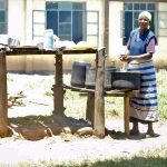 The Water Project: Namanja Secondary School -  School Cook