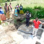The Water Project: Bukhanga Community, Indangasi Spring -  Protus Training On Spring Care