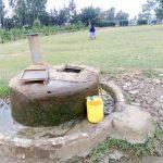 The Water Project: Lumakanda Township Primary School -  Dug Well