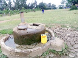 The Water Project:  Dug Well