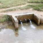 The Water Project: Irobo Primary School -  Water Source