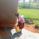 The Water Project: Sichinji Community, Makhatse Spring -  Lucy At Home
