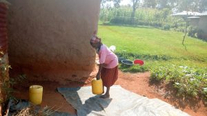 The Water Project:  Lucy At Home