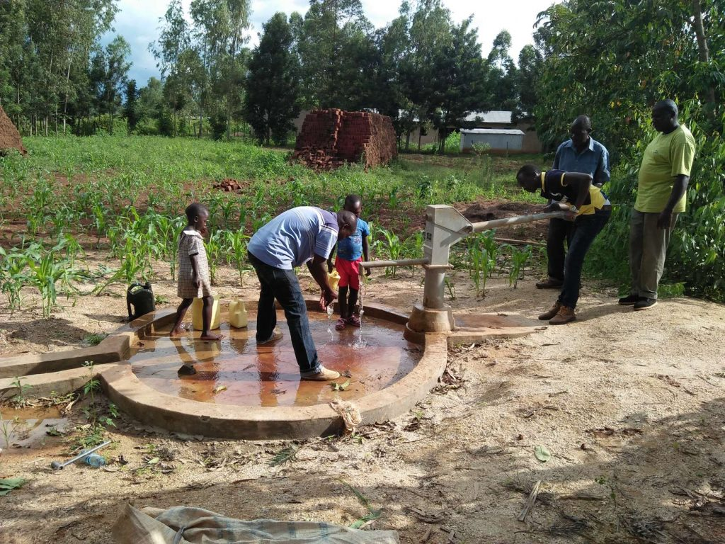 The Water Project : eshitowa-monitoring-visit