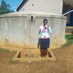 The Water Project: El'longo Secondary School -  Margaret Egesa