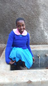 The Water Project:  Columba Murono