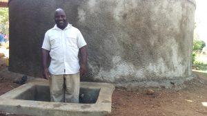 The Water Project:  Health Teacher John Olwanda