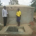 The Water Project: Emukhalari Primary School -  Isaac Makokha And Frankline Omusonga