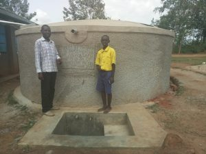 The Water Project:  Isaac Makokha And Frankline Omusonga