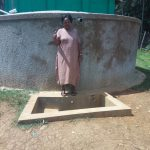 The Water Project: Malinya Girls Secondary School -  Principal Rita Meli