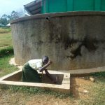 The Water Project: Malinya Girls Secondary School -  Thumbs Up For Reliable Water