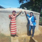 The Water Project: Irenji Primary School -  High Fives For Reliable Water