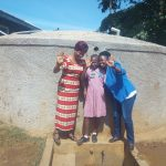 The Water Project: Irenji Primary School -  Rodah Muhati Venus Muhonje And Field Officer Jacklyne Chelegat