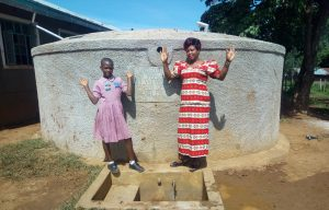 The Water Project:  Venus Muhonje And Rodah Muhati