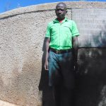 The Water Project: Emusoma Primary School -  Victor Oluwichi A Student At Emusoma Primary School