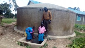 A Year Later: Maganyi Primary School