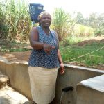 The Water Project: Shitoto Community A -  Beatrice Kenneth