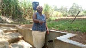 The Water Project:  Beatrice Kenneth