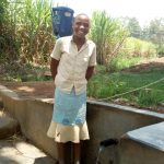 The Water Project: Shitoto Community A -  Elizabeth Alumasa