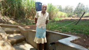 The Water Project:  Elizabeth Alumasa