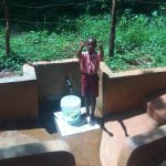 The Water Project: Irenji Community, Shianda Spring -  Bravin Mumala