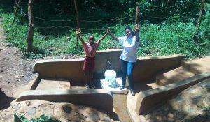 The Water Project:  Briavin Mumala And Jacklyne Chelagat