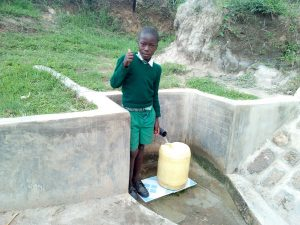 The Water Project:  Jacob Askari
